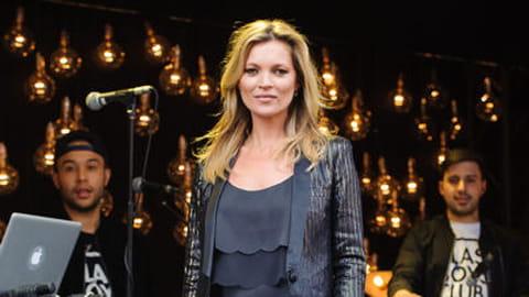 Le look people du jour : Kate Moss