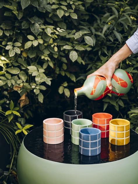 L'objet du désir: les gobelets Carré de Maison Matisse