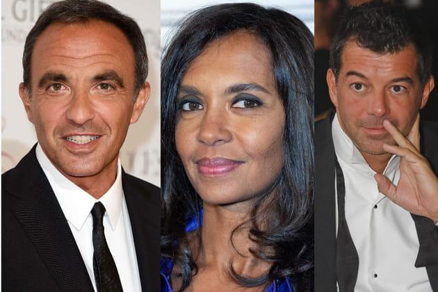 TOP 50desAnimateurs télé préférés des Français en PHOTOS