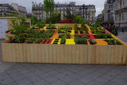 Jardin Ilot de verdeur