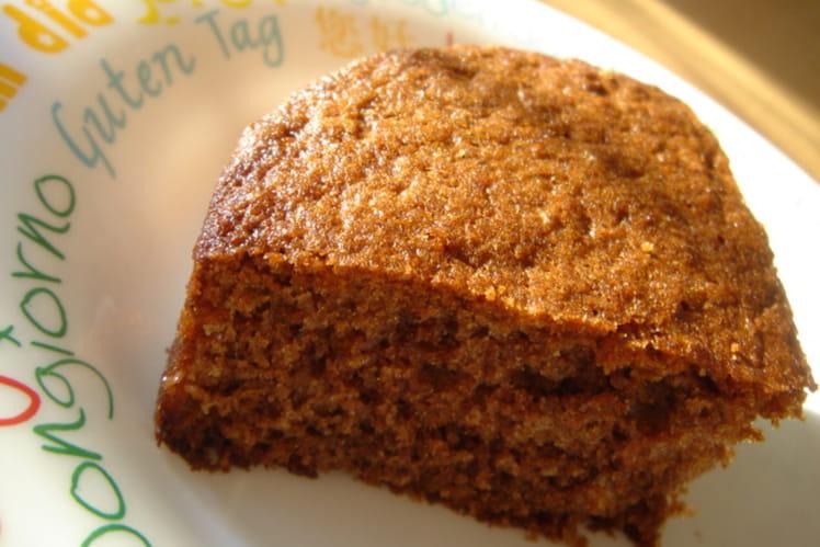 Cake au chocolat facile