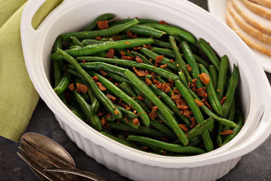 De quelles façons cuire les haricots verts?