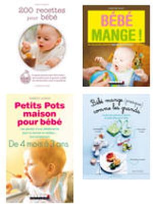 des livres de recettes pour les enfants