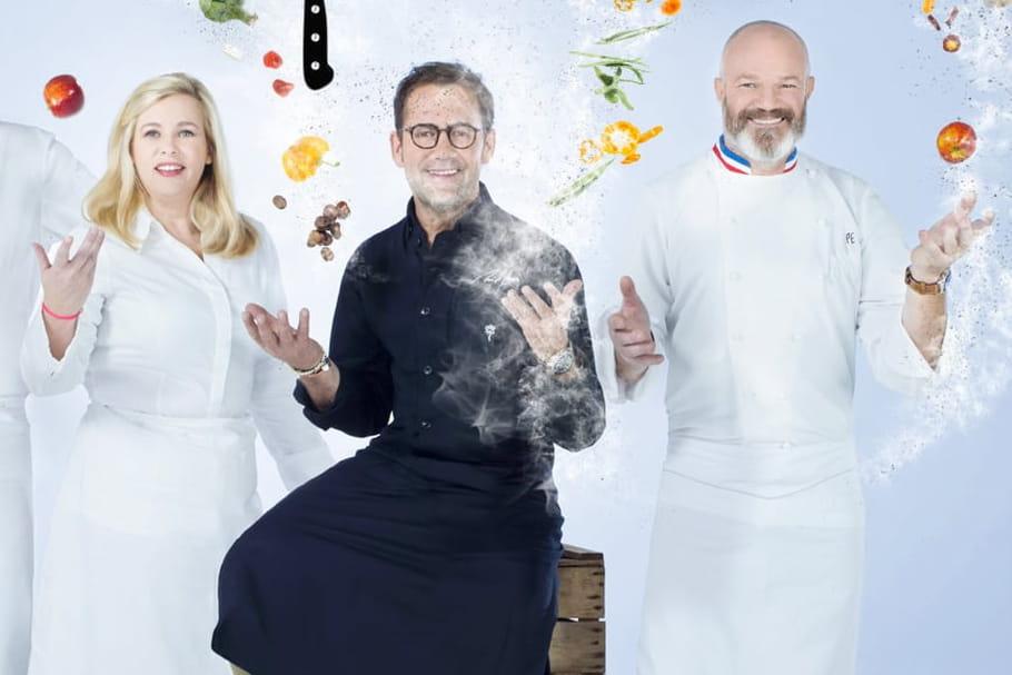 Darroze, Etchebest, Sarran: quels cuisiniers dans leur brigade Top Chef?
