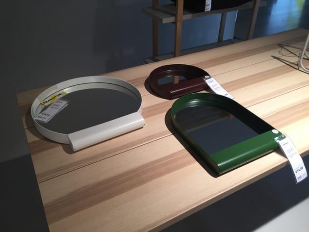 Miroirs Ikea X Hay
