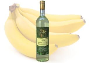 alcool blanc moelleux de banane.
