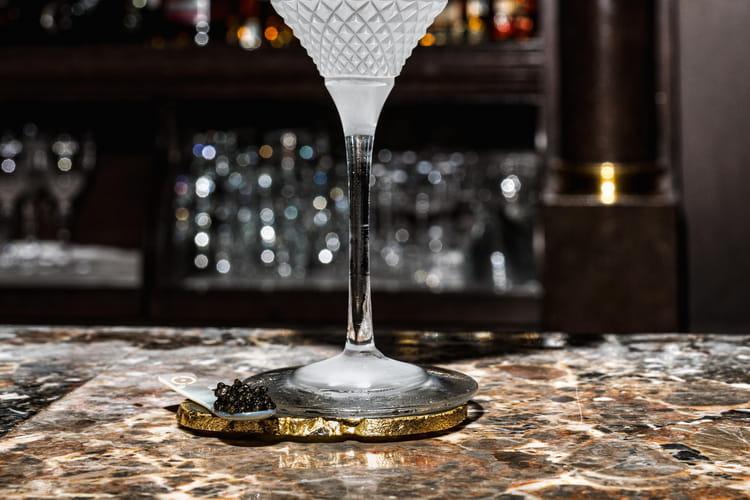 Cocktail Martini L'Orbe