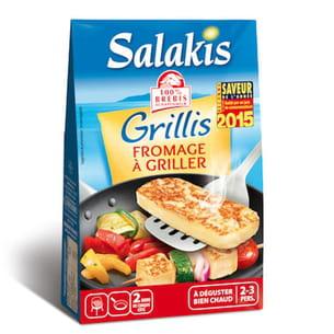 fromage grillis à griller de salakis