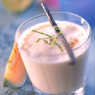 cocktail au melon des antilles