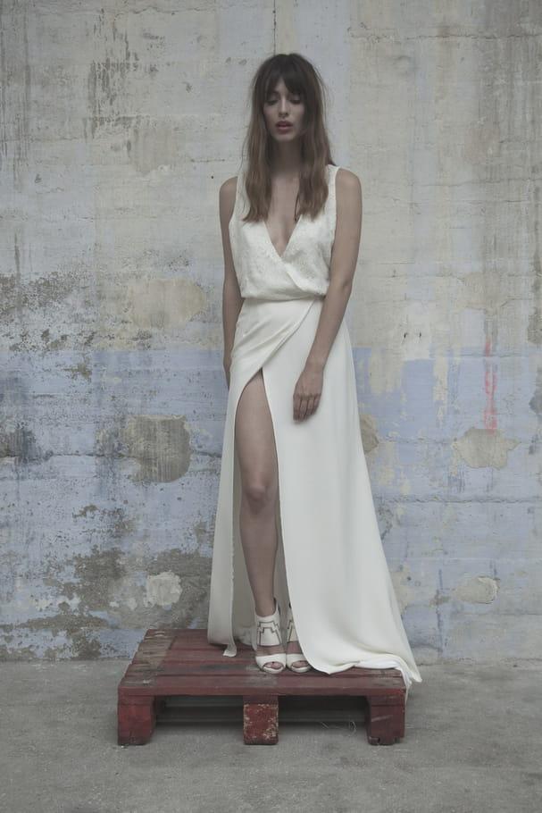 Robe de mariée Ida d'Elise Hameau