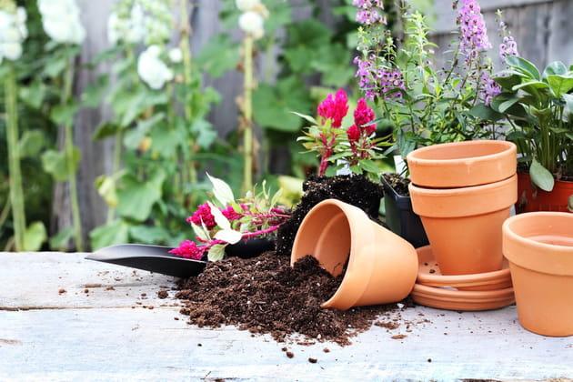 Construire un frigo du désert avec des pots de fleurs