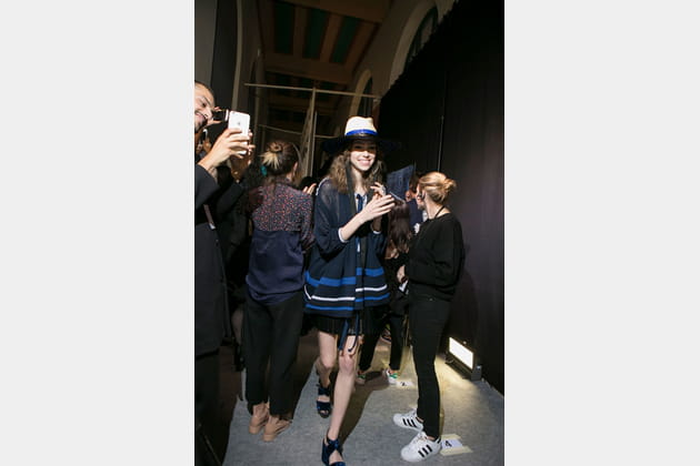 Sonia Rykiel (Backstage) - photo 49