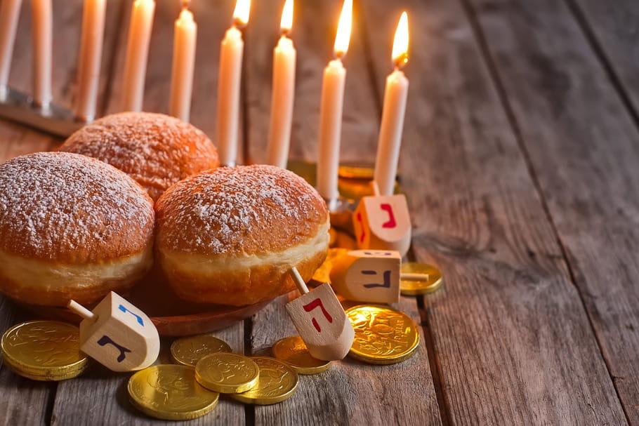 Les beignets de Hanouka au coeur de la fête juive des lumières