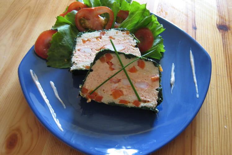 Terrine de poissons : la meilleure recette