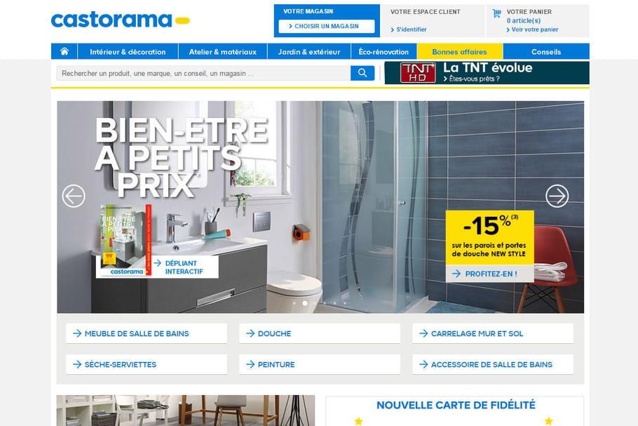 Acheter chez Castorama