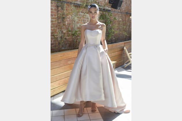 Robe de mariée rétro, Maggie Sottero