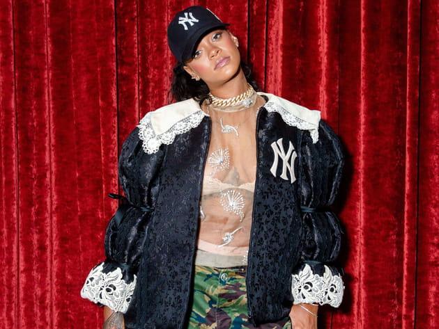 Rihanna, bête de scène et reine du style