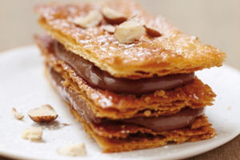 Recettes au Nutella