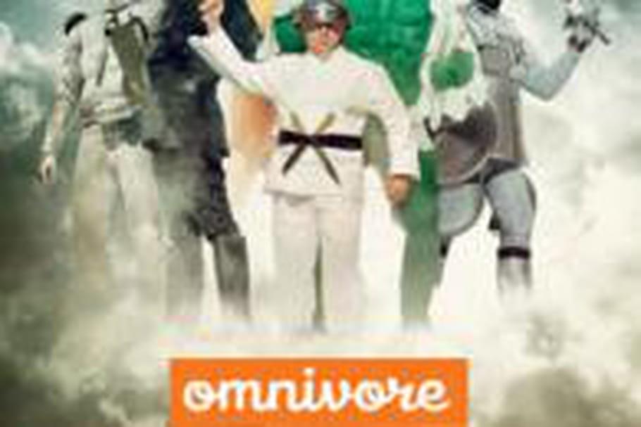 Omnivore World Tour 2012 : les grandes toques, mentors de la nouvelle génération