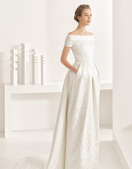 Robe de mariée Nambia