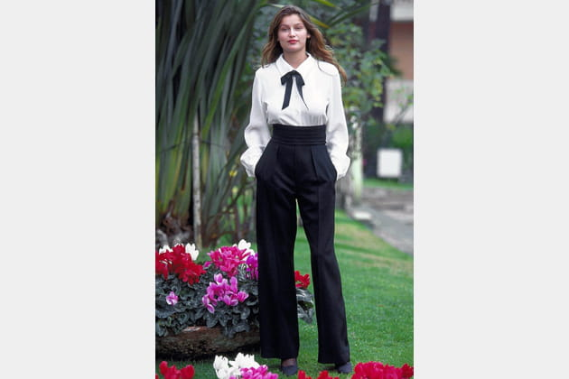 Laetitia Casta le 26janvier 1999