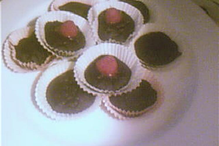 Petits cakes choco allégés
