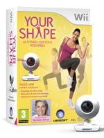 le jeu vidéo 'your shape' d'ubisoft sur wii