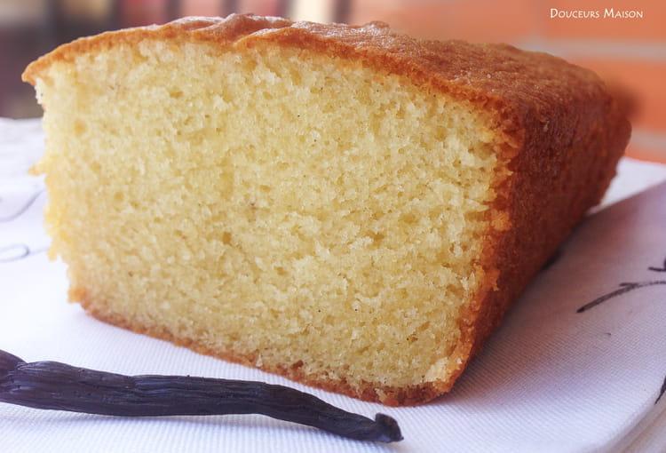 Recette de cake vanille la cr me fra che la recette facile - Cuisiner la seiche fraiche ...