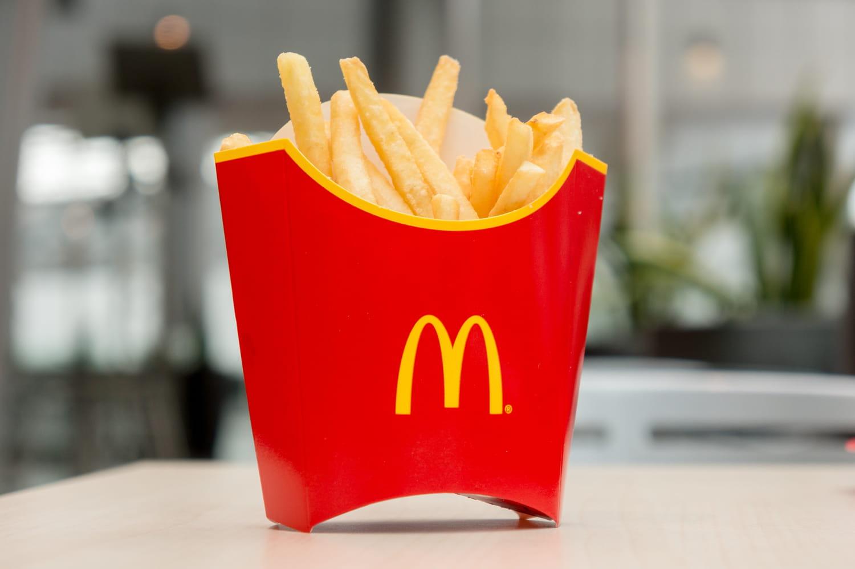 Voici l'astuce pour garder ses frites McDo chaudes jusqu'à chez soi
