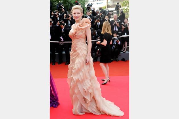 Cate Blanchett le 15mai 2008