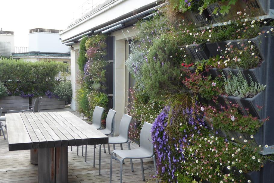 Le jardin vertical: comment l'installer et quels végétaux privilégier?