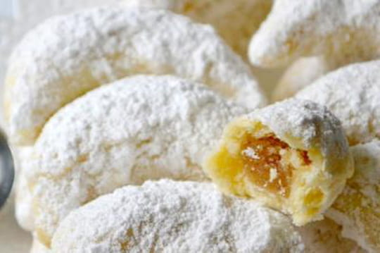 20recettes de pâtisseries orientales