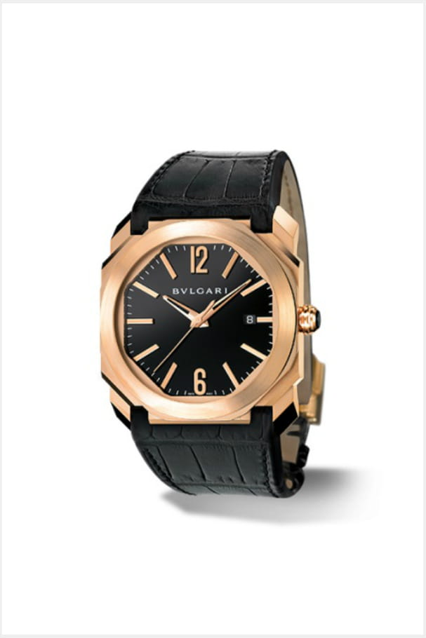 Montre Octo Solotempo Watches de Bulgari