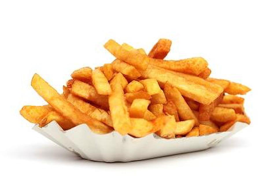 une frite une fois