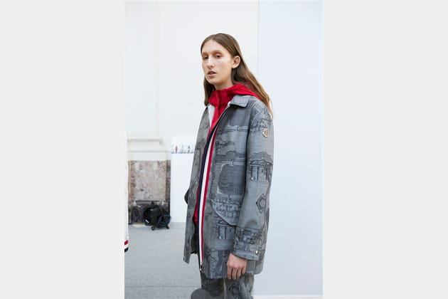 Moncler Gamme Rouge (Backstage) - photo 23