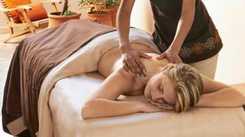 Four Seasons Marrakech : soin Signature du spa