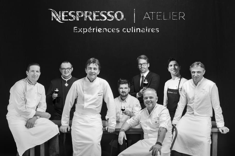 Nespresso met son grain de café au Sirha