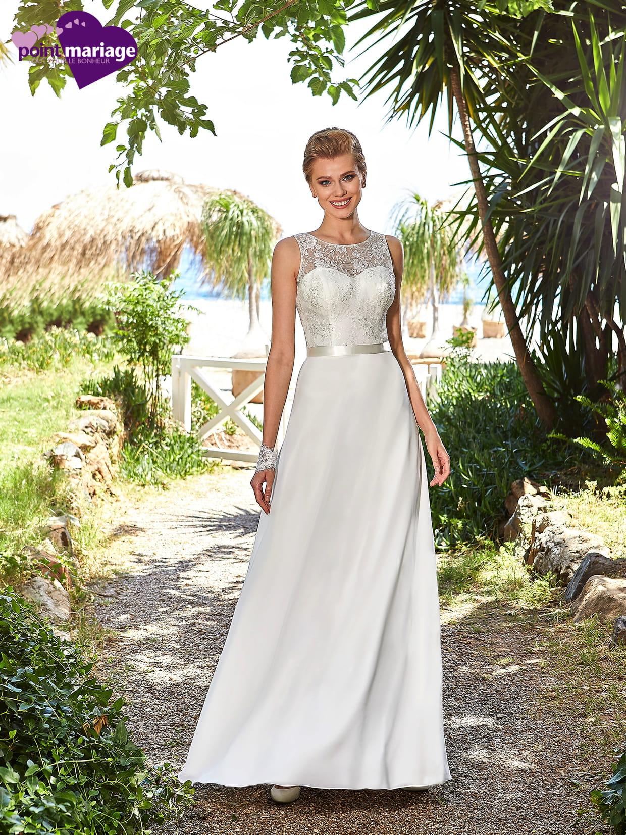Robe de mari e riga point mariage for Robes d allure de mariage