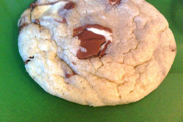 Cookies au Kinder Maxi