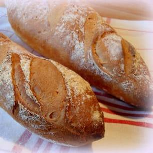 pain blanc map et four