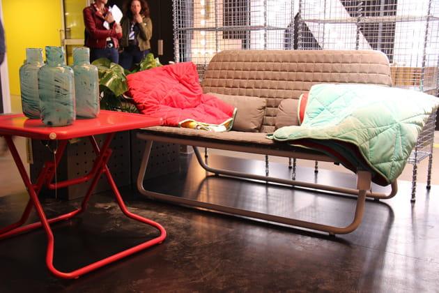 Canapé-banquette IKEA PS 2017