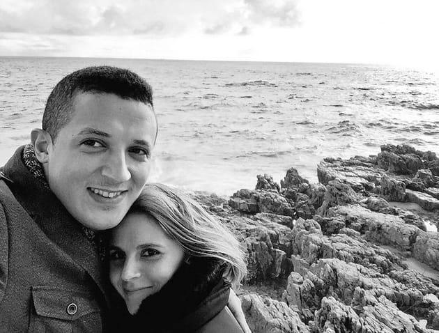 Adel et Vanessa, amoureux