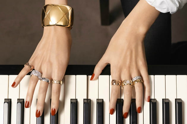 "La collection ""Coco Crush"" de Chanel Joaillerie en 2016"
