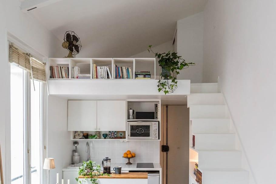 Mezzanine: l'aménagement gain de place par excellence