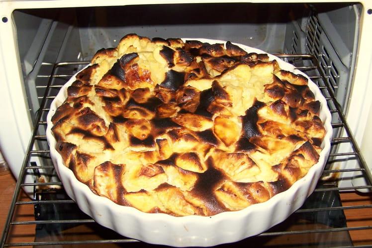 Gâteau aux pommes familial