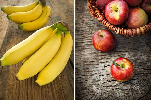 Banane ou pomme?