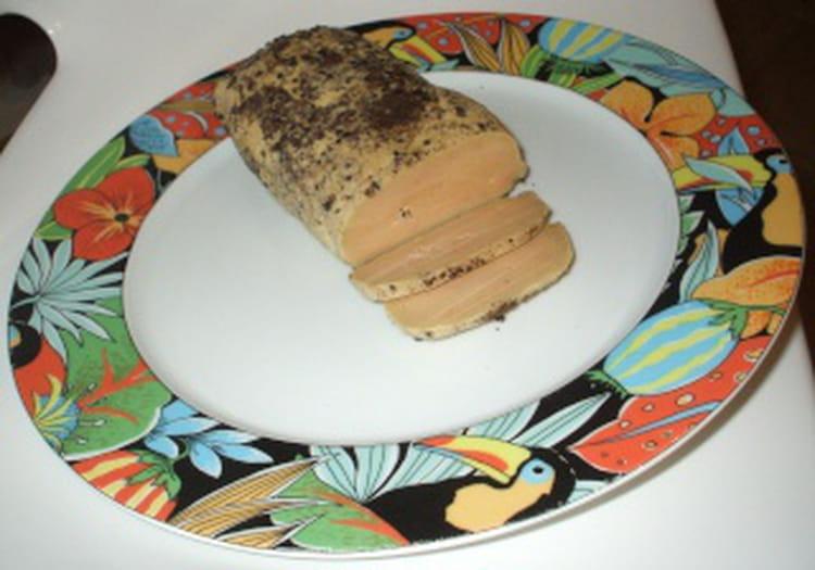 recette de foie gras cuit au sel la recette facile. Black Bedroom Furniture Sets. Home Design Ideas