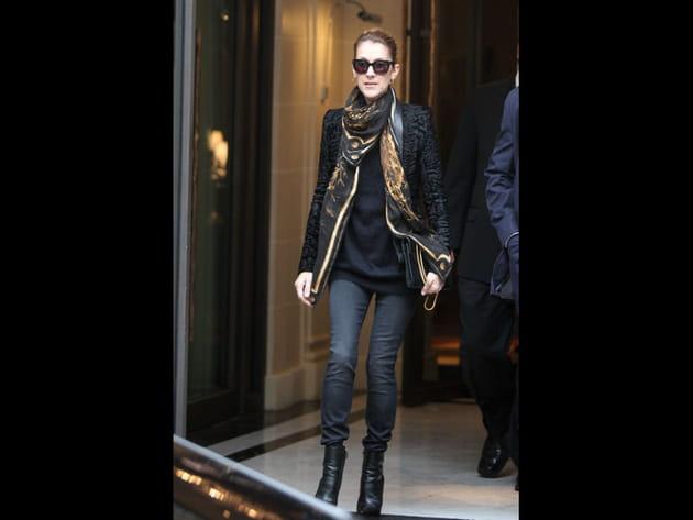 Céline Dion, chic