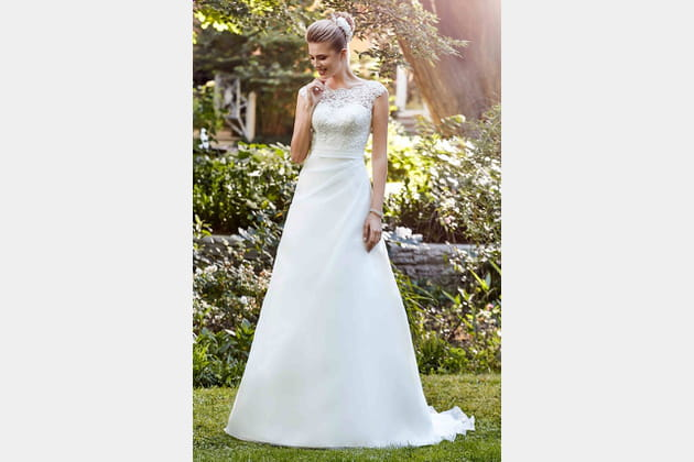 Robe de mariée Erica de Point Mariage