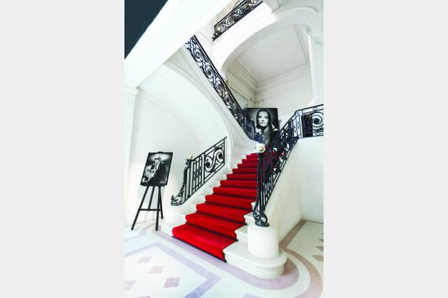 L'entrée du Studio Harcourt à Paris